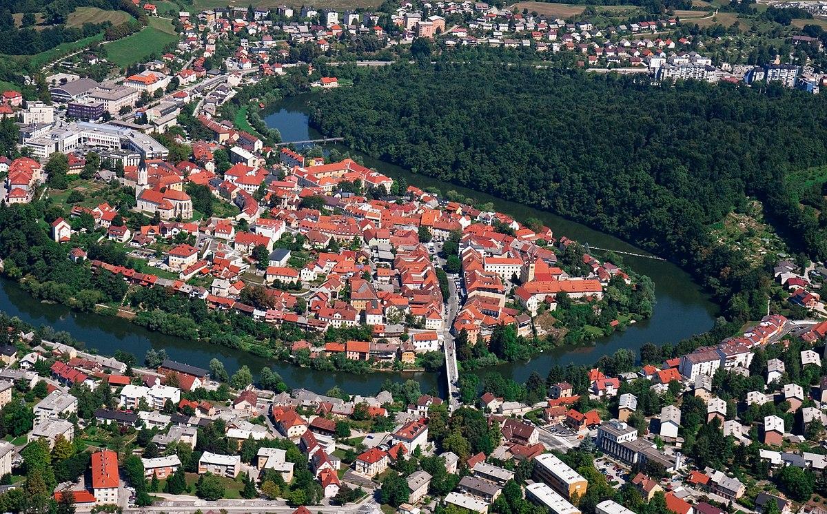 Slovenija - Novo Mesto -Kombi prevoz putnika